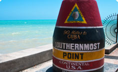 photo of the southernmost point