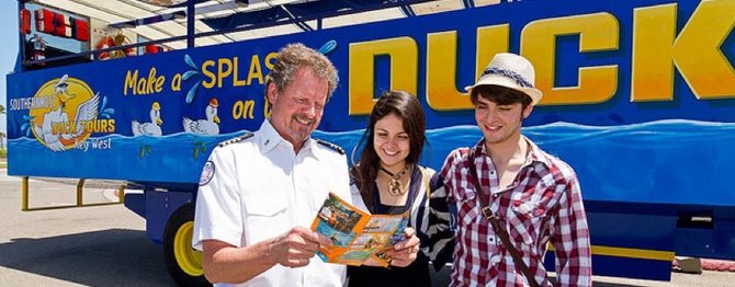 Buy Key West Attractions Tickets for Key West Duck Tours